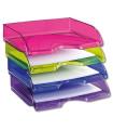 Zásuvka na šířku CepPro Happy, fialová